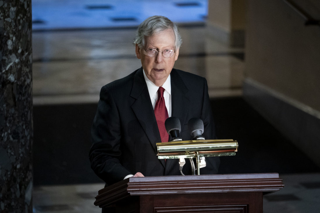 McGinley: McConnell has Struck Compromise on Trial that Every American Should Get Behind