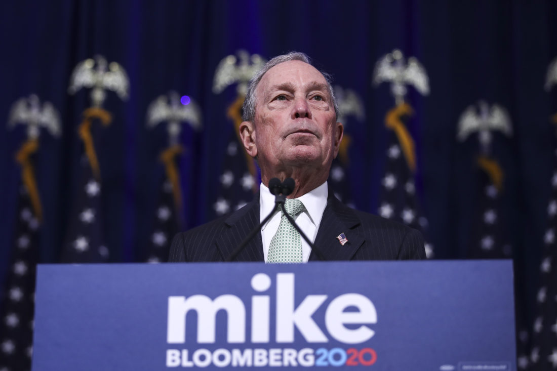 Manz: Pelosi Holding Impeachment Articles May Be to Aid Bloomberg Campaign