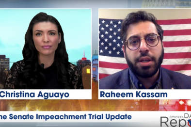Kassam Skewers Dem Impeachment Case