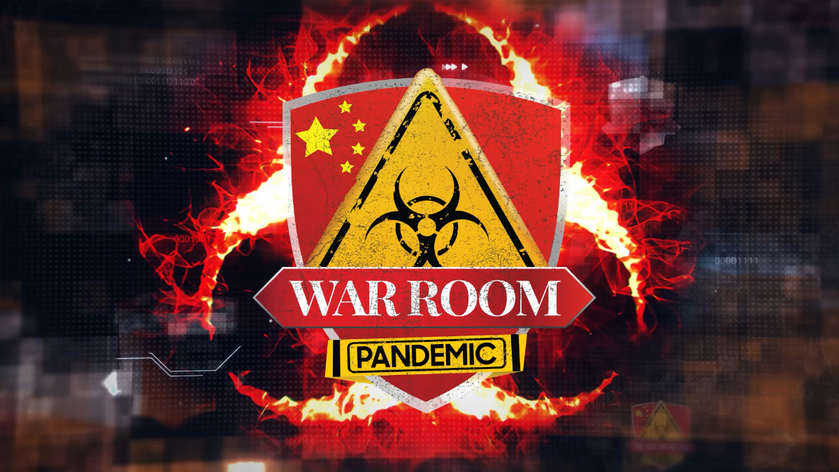 OFFICIAL Steve Bannon's War Room: Pandemic